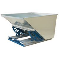 Knocked-Down Self-Dumping Hopper MO130 | Xtend Safety