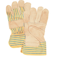 Grain Cowhide Fitters Patch Palm Gloves SAP230 | Xtend Safety